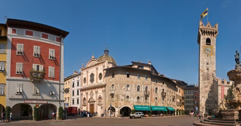A Trento si registrano i migliori risultati della regione per il mercato immobiliare