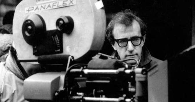 Un frame del documentario di Robert Weide su Woody Allen (Ansa)