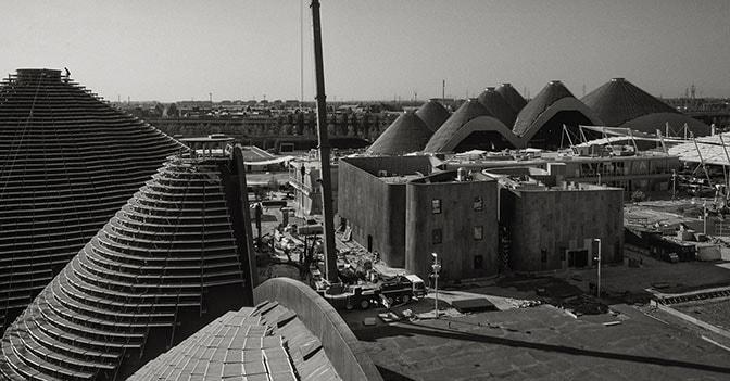 Padiglione Zero (Photo by Marco Menghi)