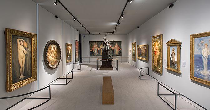 """La mostra """"Botticelli Reimagined"""" allestita presso il Victoria & Albert Museum di Londra"""