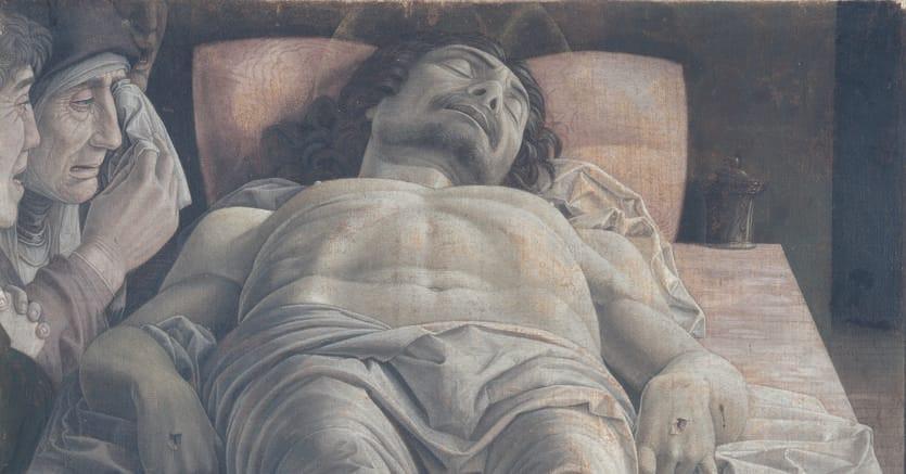Andrea Mantegna.Il «Cristo morto»