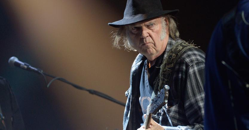 Neil Young  (Afp)