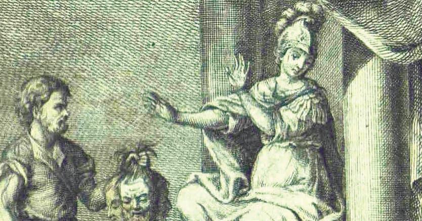 Incompreso. L'antiporta della V edizione  «Dei delitti e delle pene», di nuovo corretta e accresciuta - Harlem, [i.e. Livorno], 1766