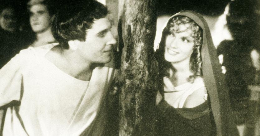 Una scena tratta dal film «Scipione l'africano», diretto da Carmine Gallone nel '37