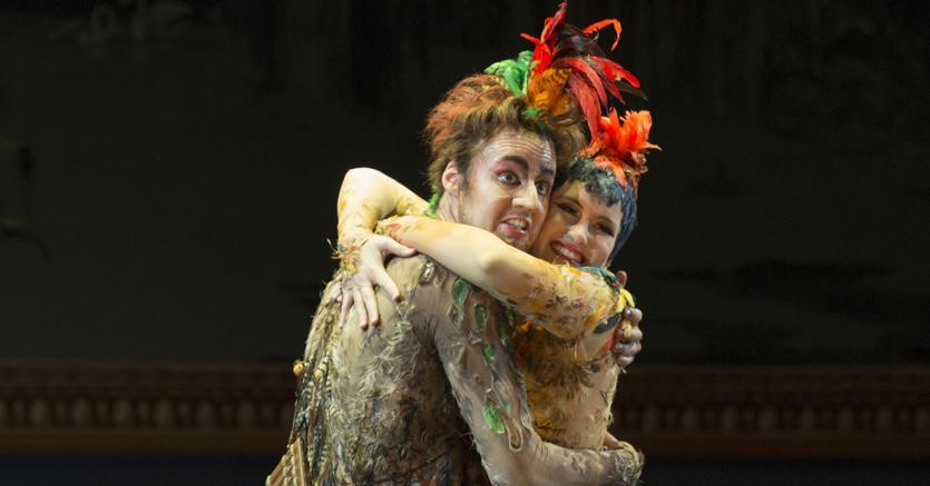 Malndrino.«Il flauto magico» alla Scala