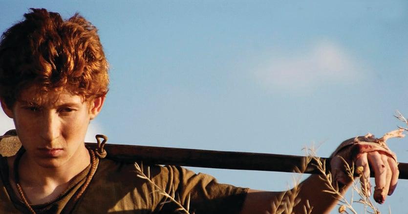 Rosso malpelo.Antonio Ciurca è Malpelo nel film di Pasquale Scimeca del 2011