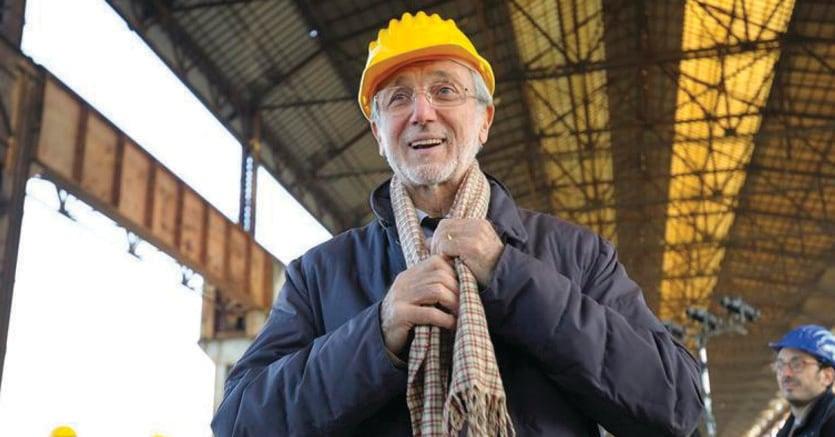 Renzo Piano: «La terra trema, ecco il mio progetto»