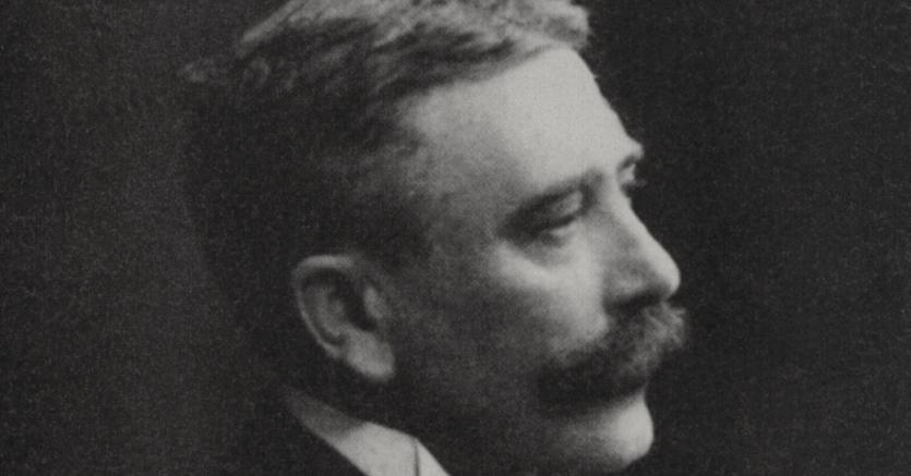 Ginevrino.Ferdinand de Saussure (Ginevra, 26/11/1857 – Vufflens-le-Château, 22/2/1913)