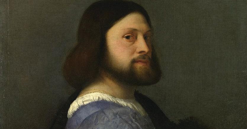 Ritratto d'artista.Ludovico Ariosto in un dipinto di Tiziano del 1510