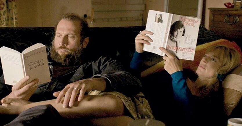 La famiglia Bélier. François Damiens e Karin Viard nel film di Eric Lartigau (2014)