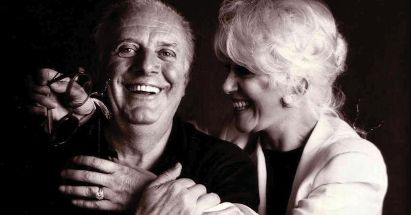 Compagni di una vita. Dario Fo e Franca Rame,    sposi dal 1954