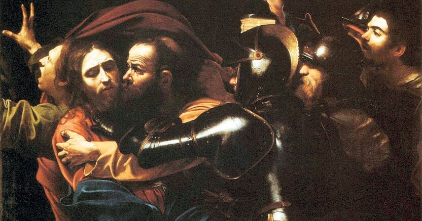 Capolavoro. Caravaggio, «La cattura di Cristo», Dublino, Galleria Nazionale dell'Irlanda
