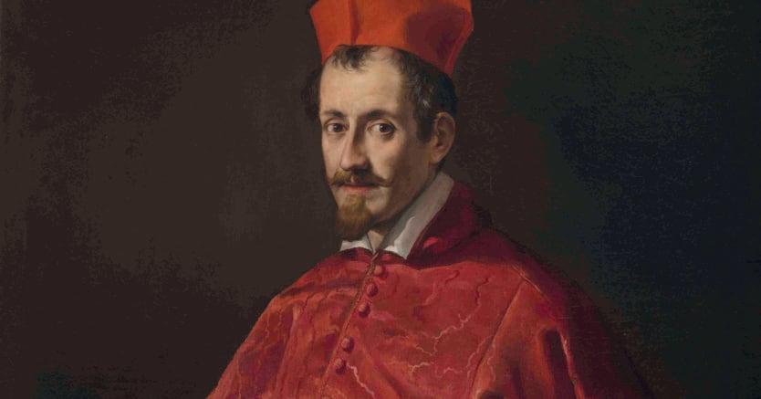 Legami di sangue.  Pietro da Cortona, «Ritratto del Cardinal Giulio Sacchetti» (1626). Il dipinto  -  donato alla Galleria Borghese di Roma da Giulio e Giovanna Sacchetti -  è stato riaccostato al «Ritratto di Marcello  Sacchetti»