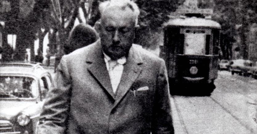 Milanese. Carlo Emilio Gadda