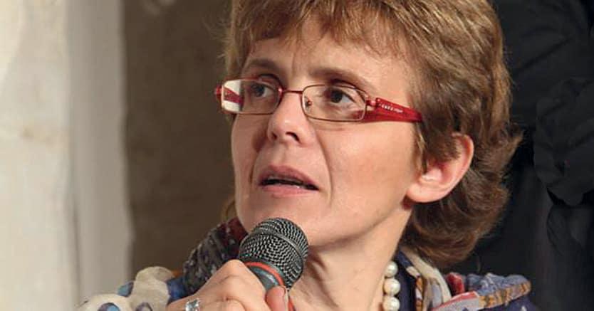 La biologa Elena Cattaneo, è senatore a vita dal 2013