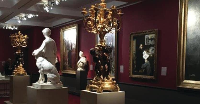 Grandeur.La mostra sul Secondo Impero Francese allestita  al Musée d'Orsay di Parigi