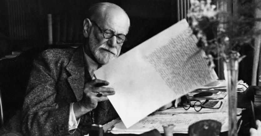 Psicoanalista. Sigmund Freud