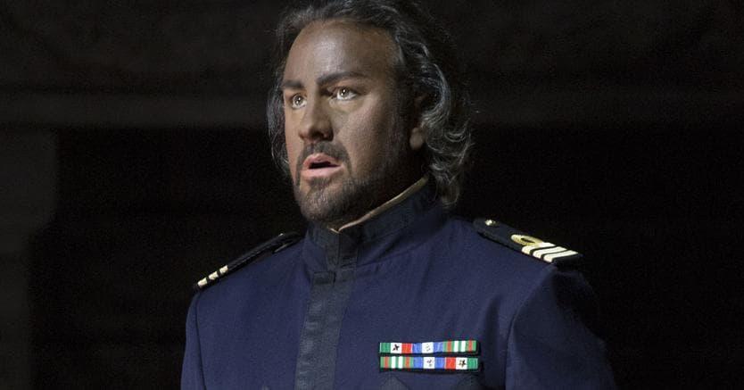John Osborn nel ruolo di Otello