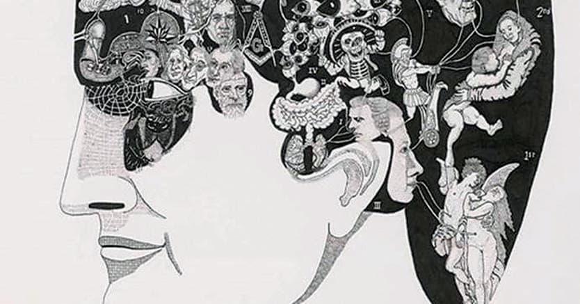 «The Case Histories»  dello psichiatra e artista  Martin Wilner al  Freud Museum di Londra,  fino al 19 febbraio