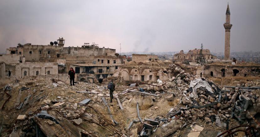 Siria: media Damasco, trasferiti circa 1.200 civili da Aleppo est