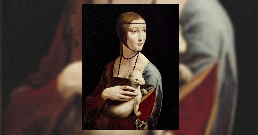 La Polonia acquista la ''Dama con l'ermellino'' di Leonardo