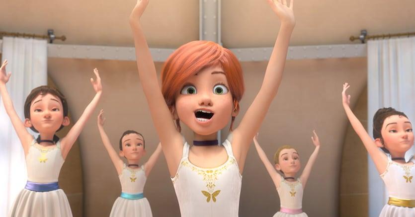 «Ballerina», film d'animazione francese