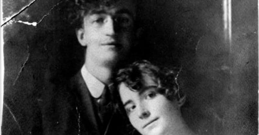 Inscindibili.Piero Gobetti e Ada  Prospero abitavano nello stesso palazzo a Torino, in via XX Settembre, 60. Lui morì per le complicazioni seguite a un pestaggio di un gruppo di fascisti, il 16 febbraio del 1926, lasciandola con Paolo di  poco più di un mese