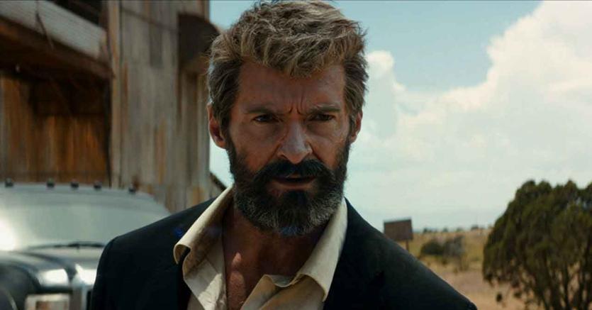 Un'immagine tratta dal film «Logan», diretto da James Mangold