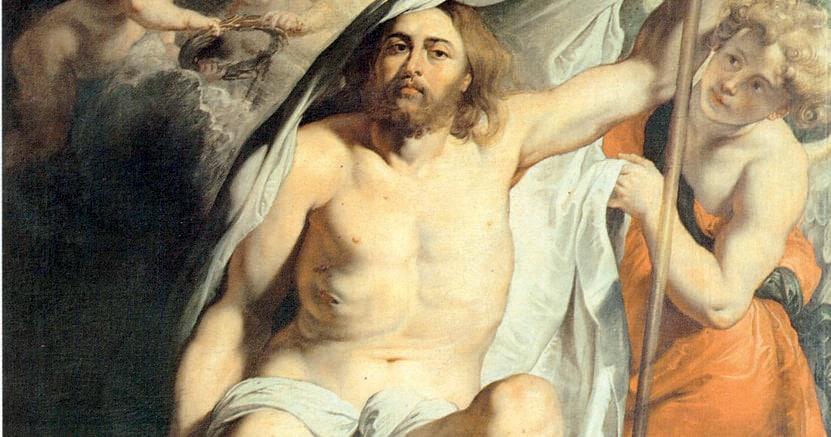 Capolavoro. Pieter Paul Rubens, «La Resurrezione di Cristo», 1616 circa, Firenze, Galleria Palatina di Palazzo Pitti