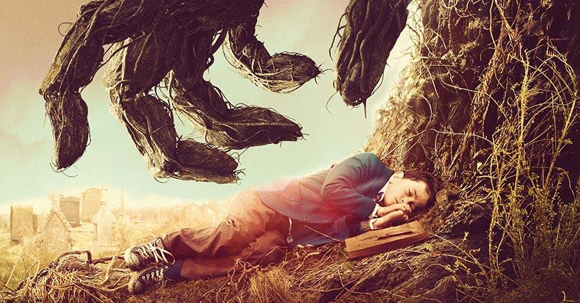 """Una scena dal film """"7 minuti dopo la mezzanotte"""""""