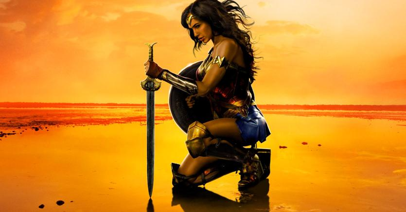 Incassi Usa, record per Wonder Woman