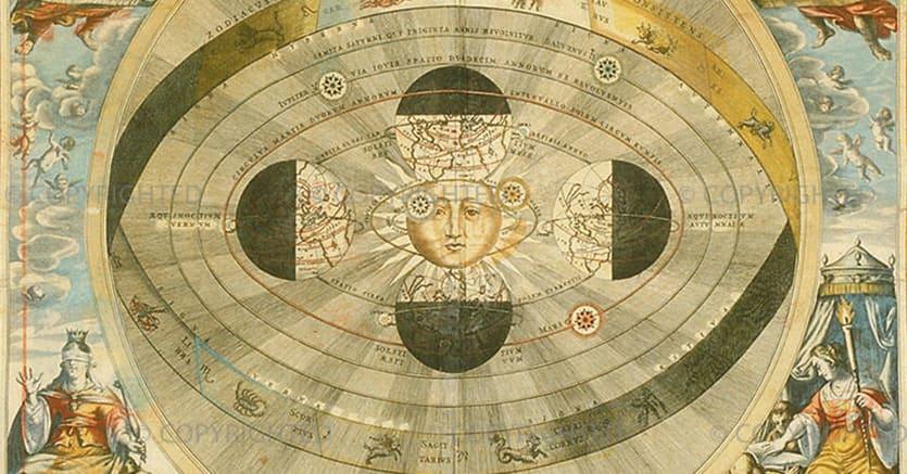 Armonia. L'Atltante celeste di Andrea Cellario (1596-1665)