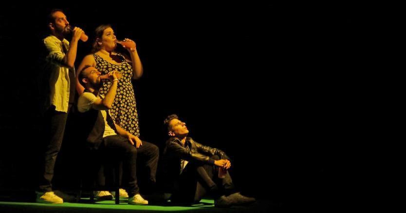 Primavera dei Teatri, «Tropicana», Frigoproduzioni, foto di Angelo Maggio