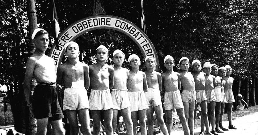 Disciplina. Figli della Lupa in una colonia negli anni del regime fascista