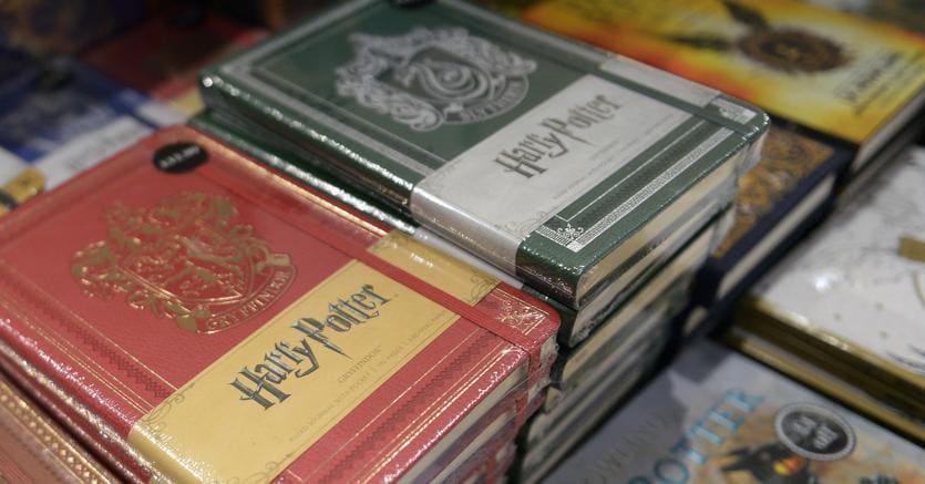 I fans di Harry Potter hanno festeggiato nei giorni scorsi il ventennale della prima uscita della saga (Afp)