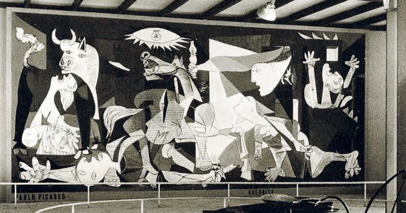 Capolavoro incompreso. «Guernica» di Pablo Picasso posizionata nel Padiglione Spagnolo dell'Esposizione Universale di Parigi nel 1937