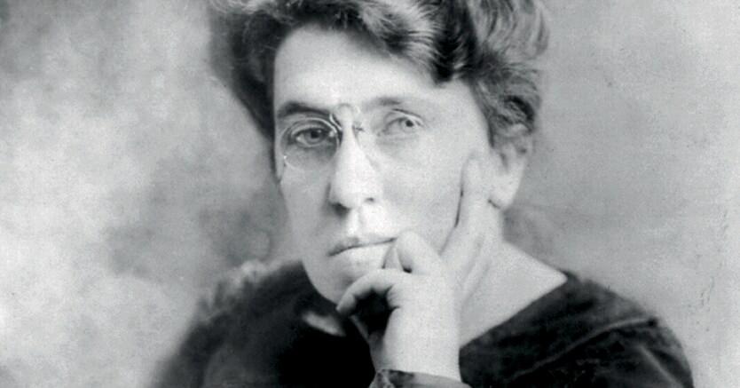 Russa. Emma Goldman visse in Russia, negli Stati Uniti e in Canada
