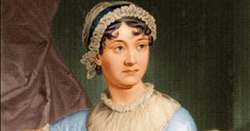 Ribelle. Jane Austen visse nello Hampshire, sud est dell'Inghilterra