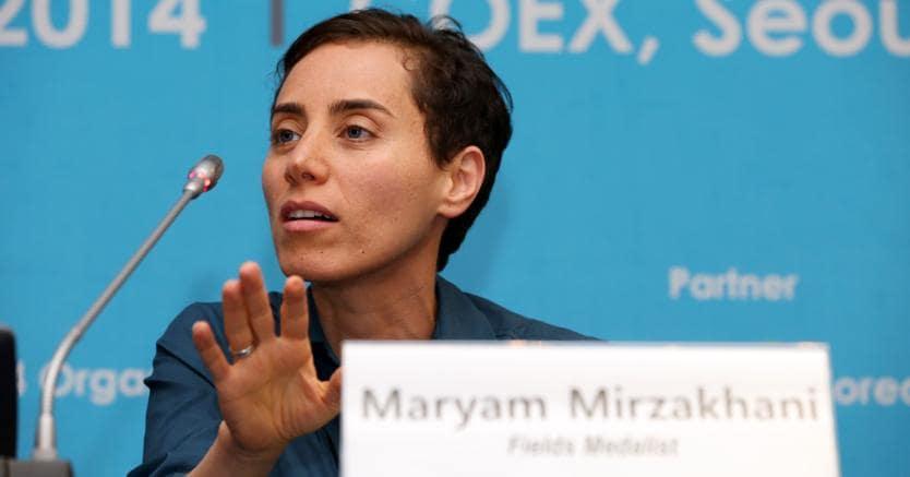 Addio all'iraniana Maryam Mirzakhani, prima donna