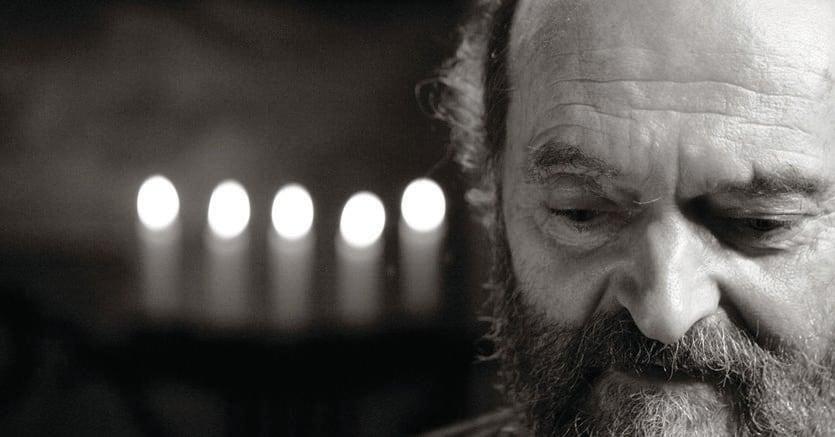 Il compositore Arvo Pärt, nato a Paide in Estonia l'11 settembre 1935