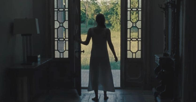 Una scena dal film «mother!»