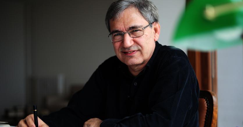 Orhan Pamuk(Afp)