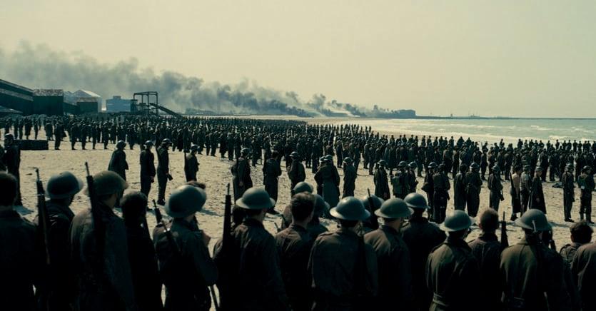 Le spiagge diDunkirk di Christopher Nolan
