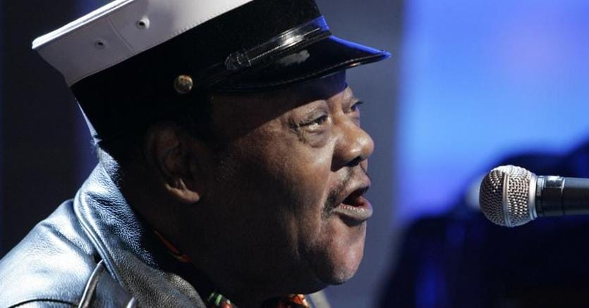 Morto Fats Domino, leggenda del Rock and Roll