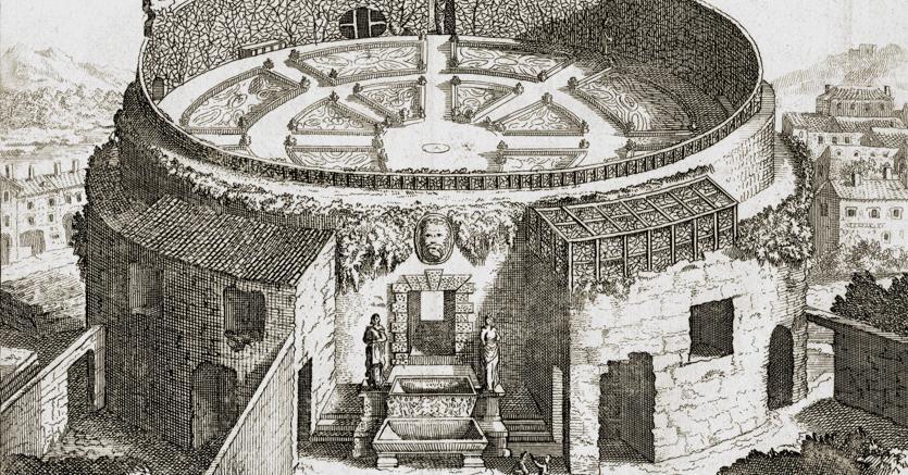 Tim è in gara per gli Academy Arts Awards con il restauro del Mausoleo di Augusto. (Marka)