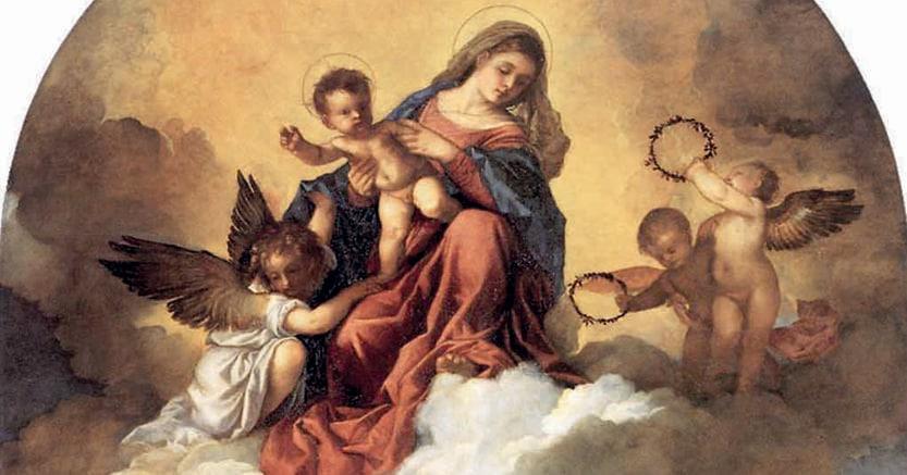 Capolavoro. Tiziano Vecellio, «Sacra Conversazione» o «Pala Gozzi», 1520, Ancona, Pinacoteca Civica Francesco Podesti