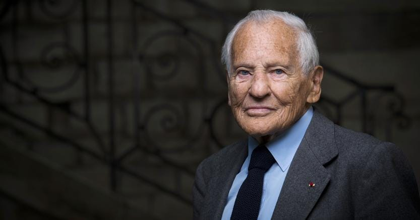 Jean d'Ormesson (Afp)