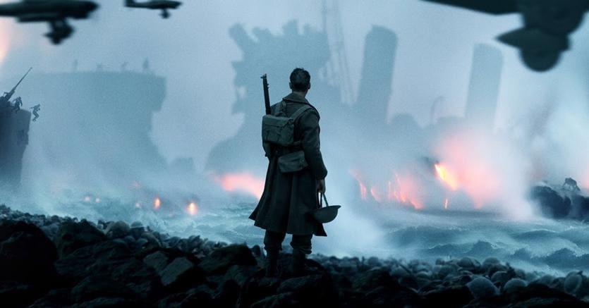 """Una scena dal film """"Dunkirk"""""""