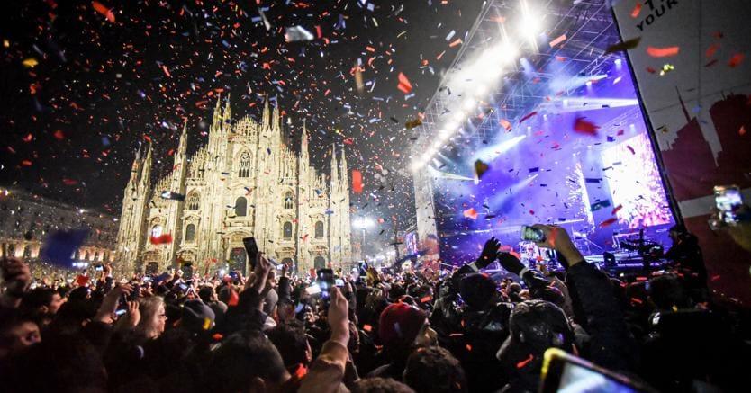 Capodanno il concertone made in italy il sole 24 ore for Capodanno in italia