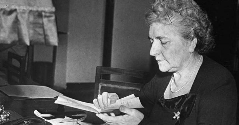 Socialista.Lina Merlin (1887 - 1979),  veneta, è stata una delle 21 costituenti
